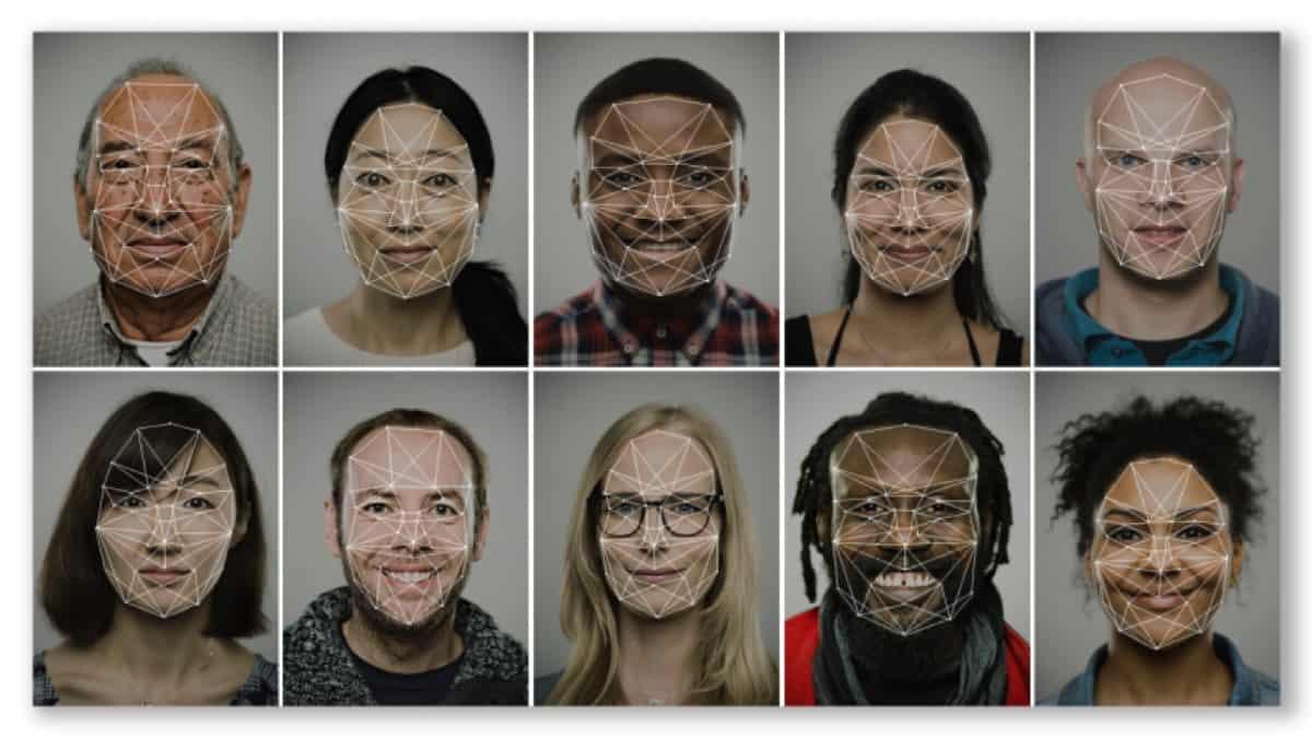 tecnologia de reconhecimento facial